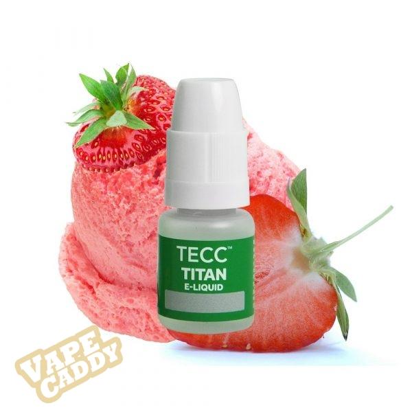 strawberry milk ice titan
